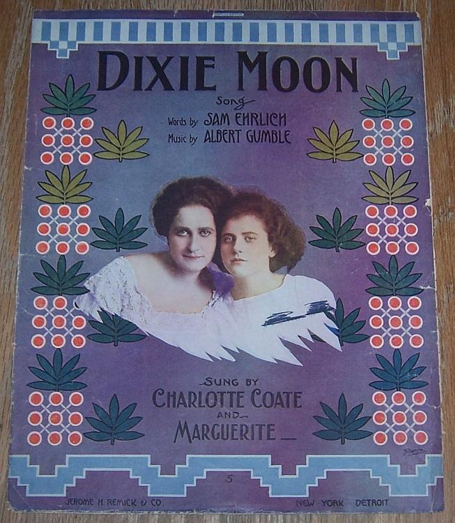 Image for DIXIE MOON