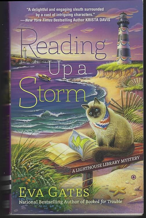 Image for READING UP A STORM