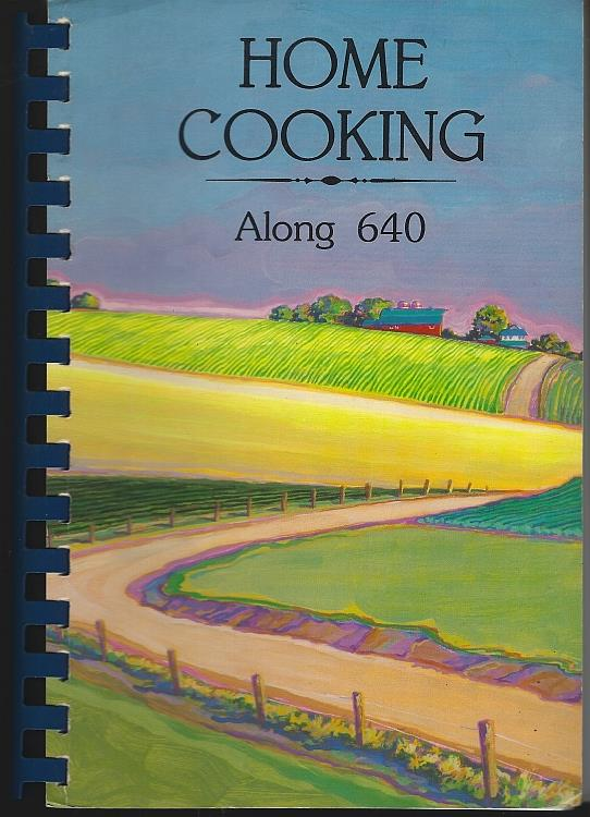 Image for HOME COOKING ALONG 640