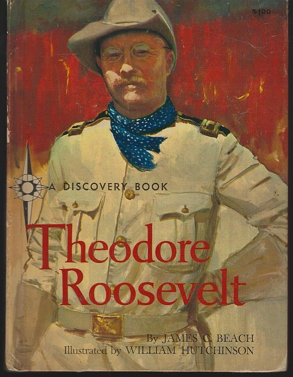 Image for THEODORE ROOSEVELT Man of Action