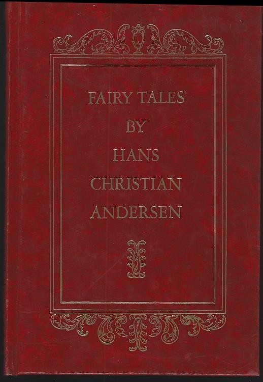 Image for FAIRY TALES BY HANS CHRISTIAN ANDERSEN