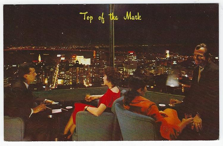 Image for TOP OF THE MARK, SAN FRANCISCO, CALIFORNIA