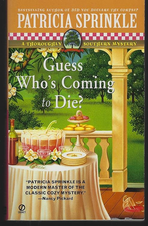 Image for GUESS WHO'S COMING TO DIE