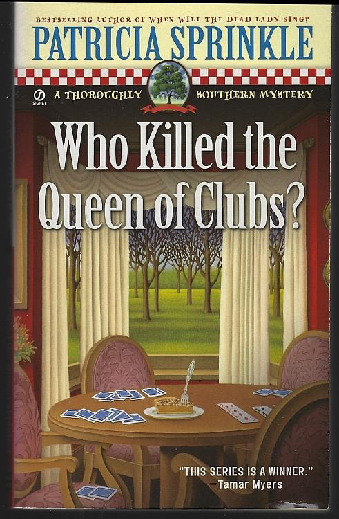 Image for WHO KILLED THE QUEEN OF CLUBS