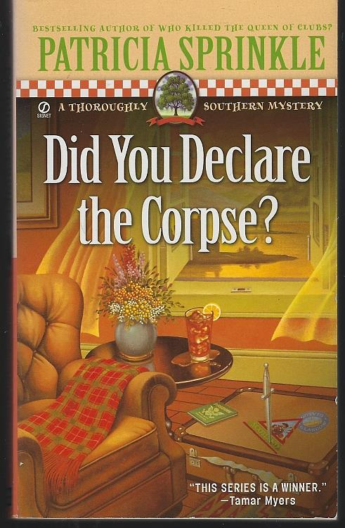 Image for DID YOU DECLARE THE CORPSE