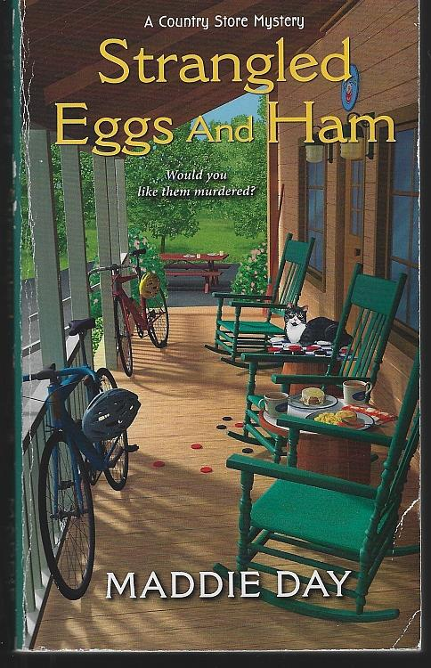 Image for STRANGLED EGGS AND HAM