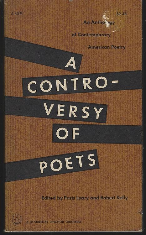 Image for CONTROVERSY OF POETS An Anthology of Contemporary American Poetry