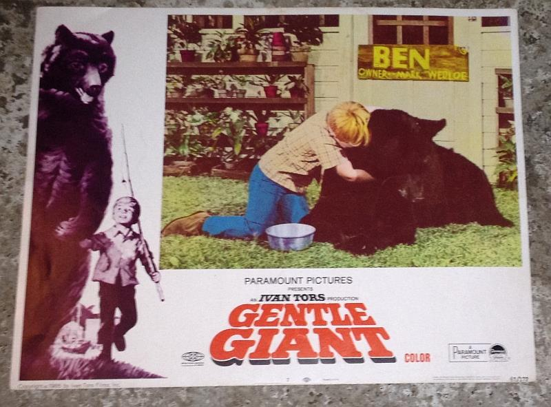 Image for LOBBY CARD GENTLE GIANT
