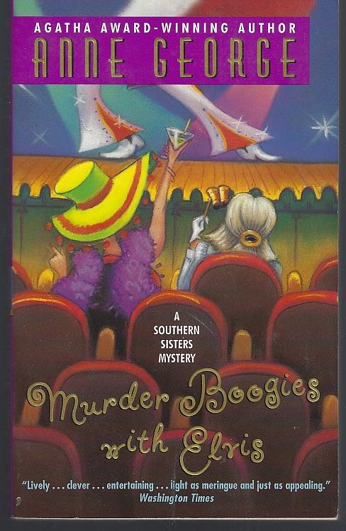 Image for MURDER BOOGIES WITH ELVIS