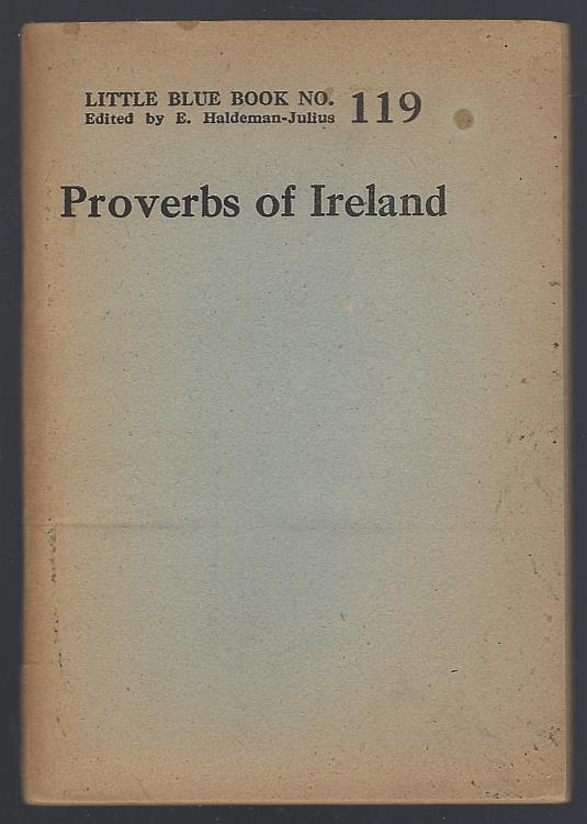 Image for PROVERBS OF IRELAND