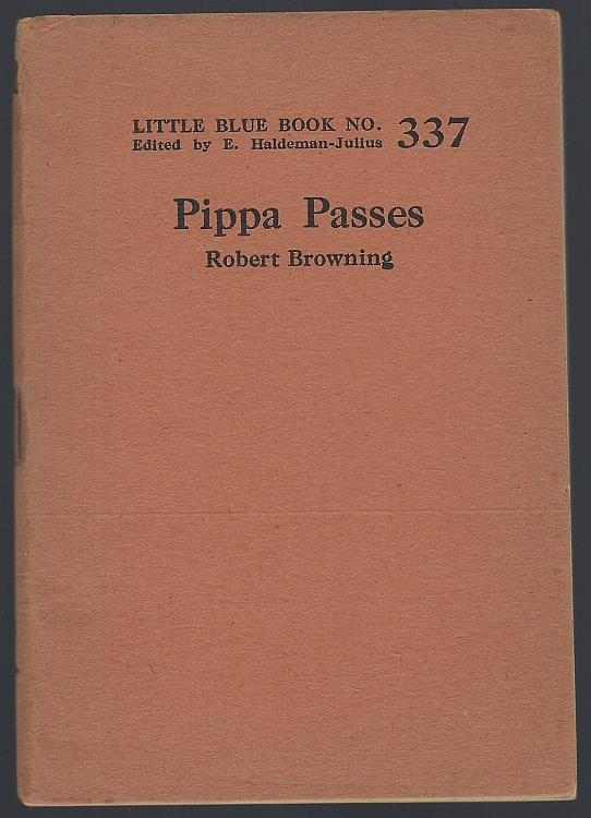 Image for PIPPA PASSES