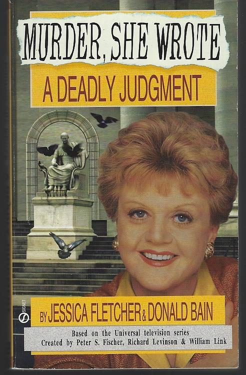 Image for DEADLY JUDGMENT