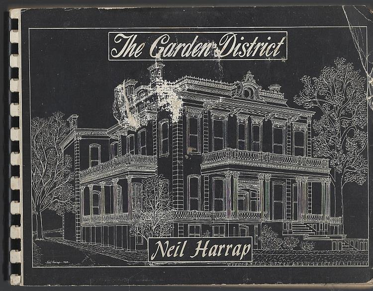 Image for GARDEN DISTRICT OF NEW ORLEANS