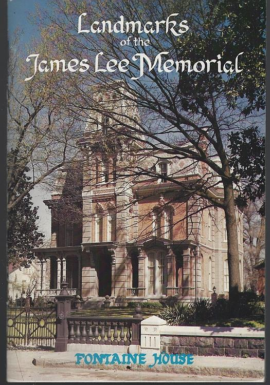 Image for LANDMARKS OF THE JAMES LEE MEMORIAL