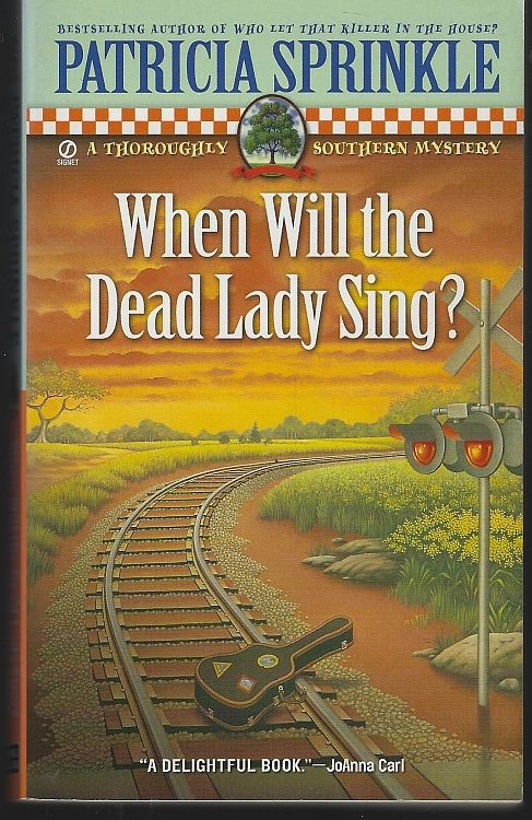 Image for WHEN WILL THE DEAD LADY SING