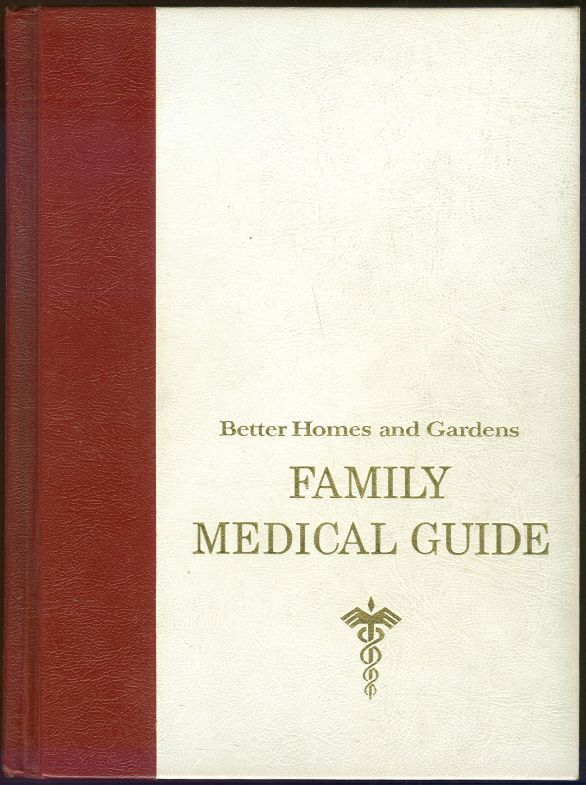 Image for BETTER HOMES AND GARDENS FAMILY MEDICAL GUIDE