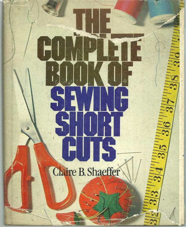 Image for COMPLETE BOOK OF SEWING SHORTCUTS