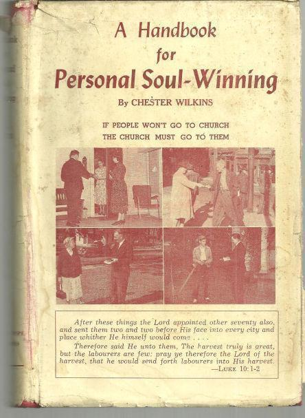 Image for HANDBOOK FOR PERSONAL SOUL-WINNING If People Won't Go to Church the Church Must Go to Them