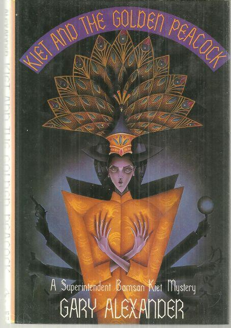 Image for KIET AND THE GOLDEN PEACOCK