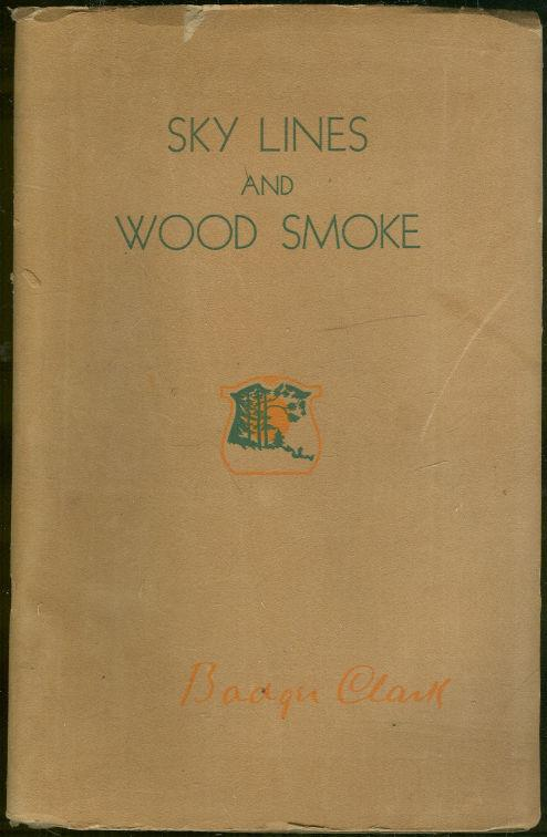 Image for SKY LINES AND WOOD SMOKE