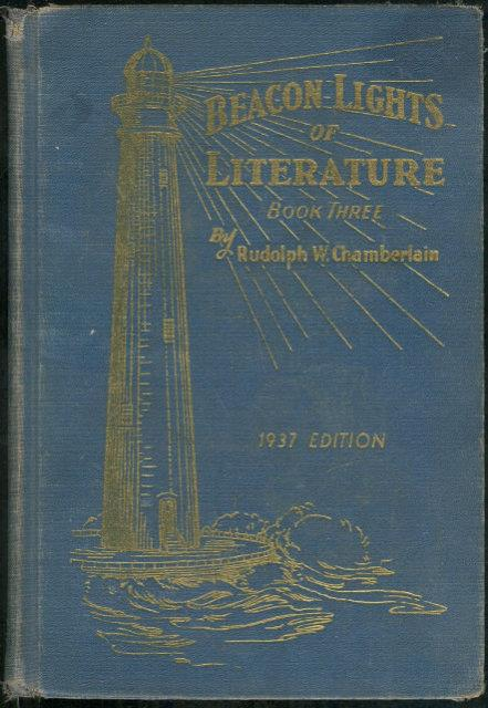 Image for BEACON LIGHTS OF LITERATURE BOOK THREE 1937 Edition