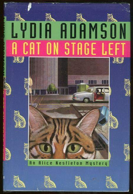 Image for CAT ON STAGE LEFT