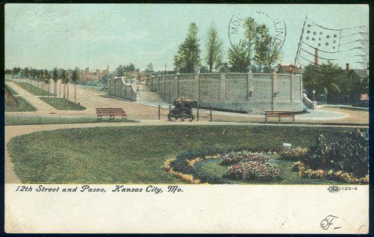 Image for 12TH STREET AND PASEO, KANSAS CITY, MISSOURI