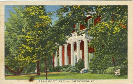 Image for BEAUMONT INN, HARRODSBURG, KENTUCKY