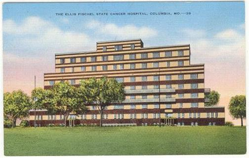Image for ELLIS FISCHEL STATE CANCER HOSPITAL, COLUMBIA, MISSOURI