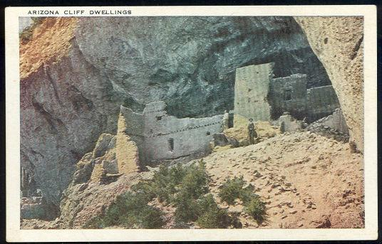 Image for ARIZONA CLIFF DWELLINGS