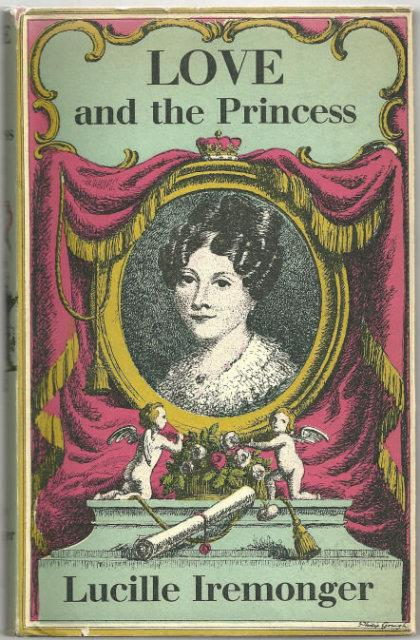 Image for LOVE AND THE PRINCESS