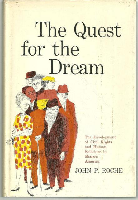 Image for QUEST FOR THE DREAM The Development of Civil Rights and Human Relations in Modern America