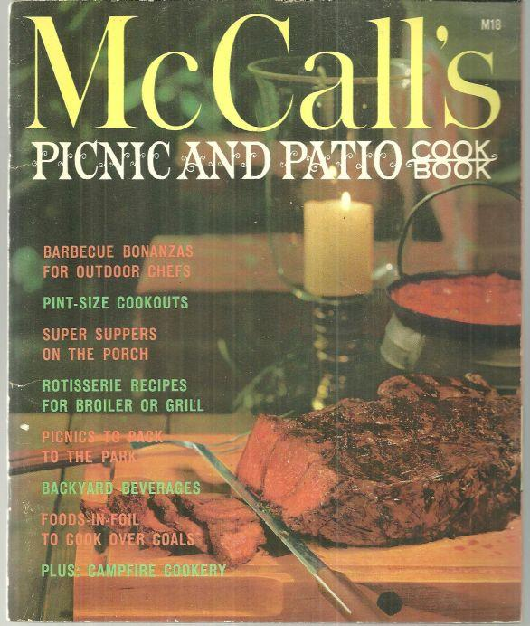 Image for MCCALL'S PICNIC AND PATIO COOKBOOK