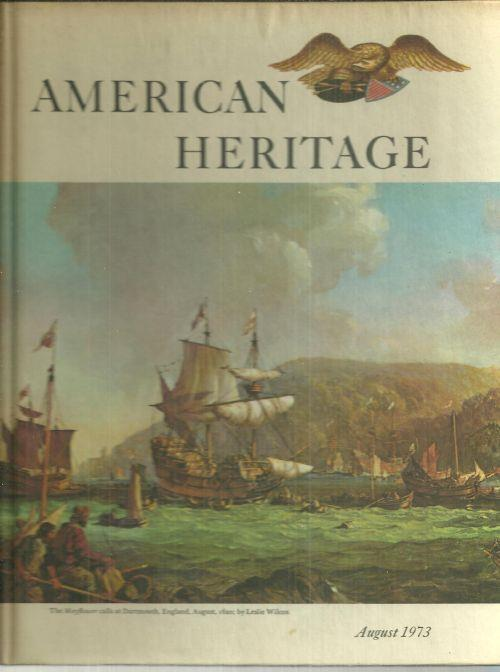 Image for AMERICAN HERITAGE AUGUST 1973