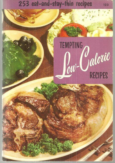 Image for TEMPTING LOW CALORIE RECIPES
