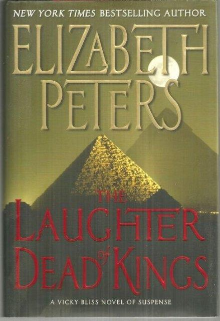 Image for LAUGHTER OF DEAD KINGS A Vicky Bliss Novel of Suspense