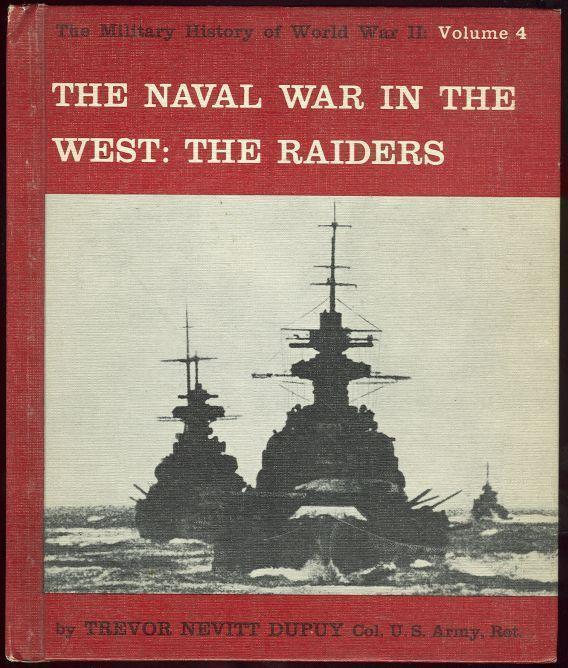 Image for NAVAL WAR IN THE WEST The Raiders
