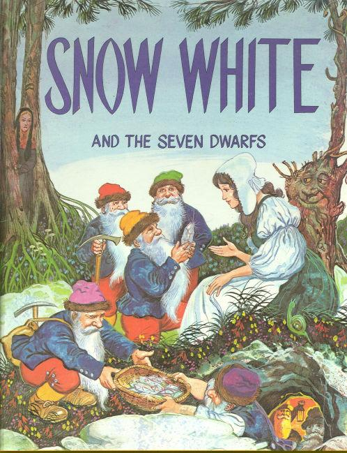 Image for SNOW WHITE AND THE SEVEN DWARFS Derrydale Classic Fairy Tales
