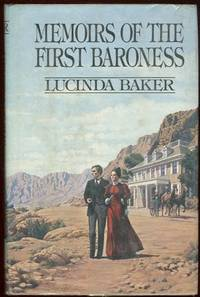 Image for MEMOIRS OF THE FIRST BARONESS