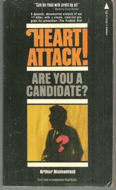 Image for HEART ATTACK!  Are You a Candidate?