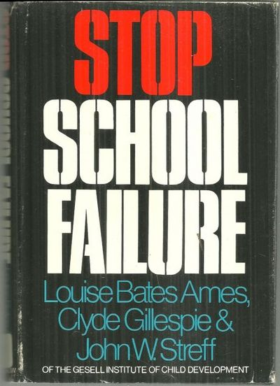 Image for STOP SCHOOL FAILURE