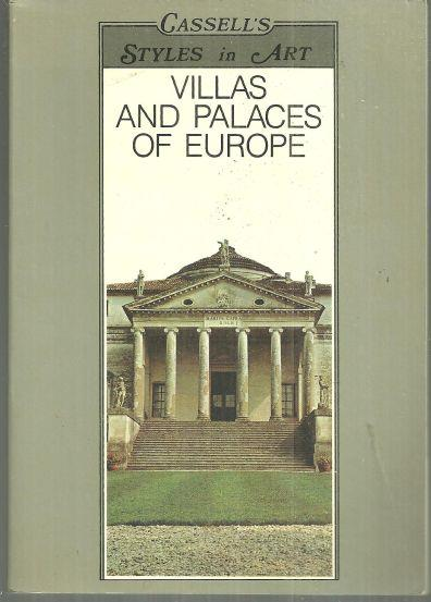 Image for VILLAS AND PALACES OF EUROPE