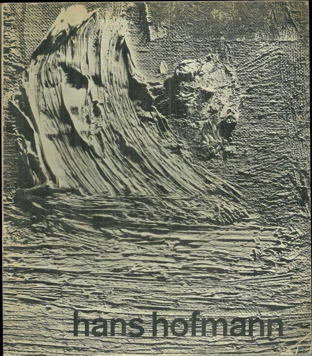 Image for HANS HOFMANN With Selected Writings by the Artist