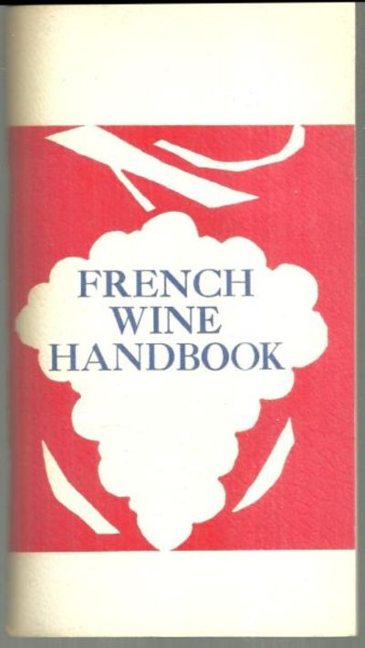 Image for FRENCH WINE HANDBOOK