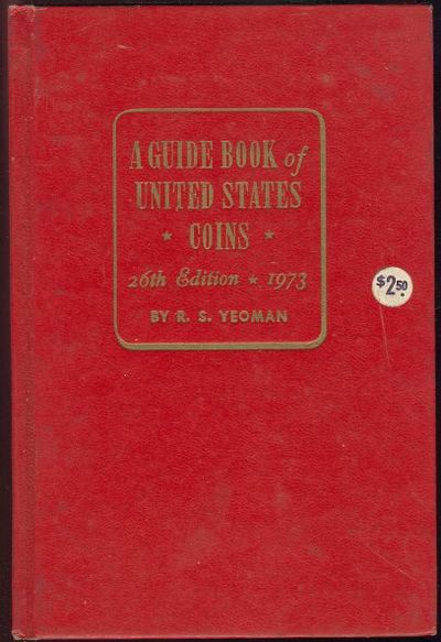 Image for GUIDE BOOK OF UNITED STATES COINS The Red Book of United States Coins