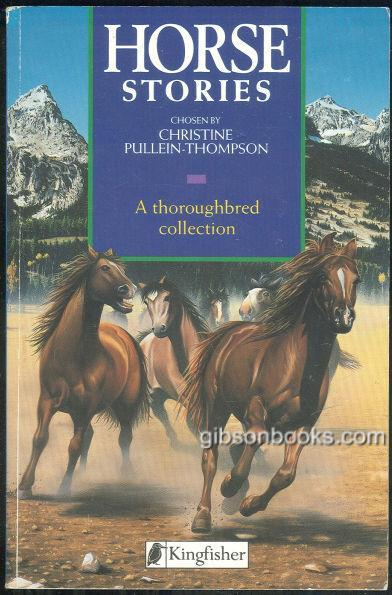 Image for HORSE STORIES A Thoroughbred Collection