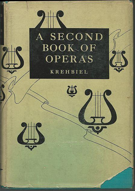 Image for SECOND BOOK OF OPERAS