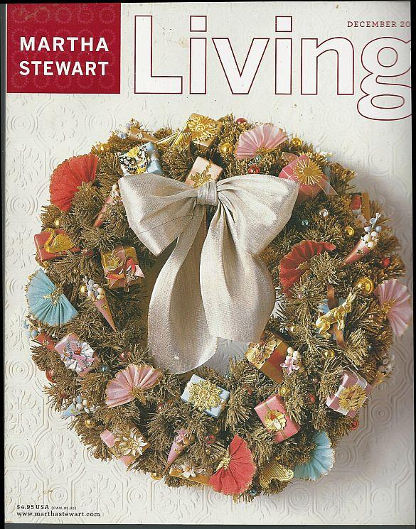 Image for MARTHA STEWART LIVING MAGAZINE DECEMBER 2002
