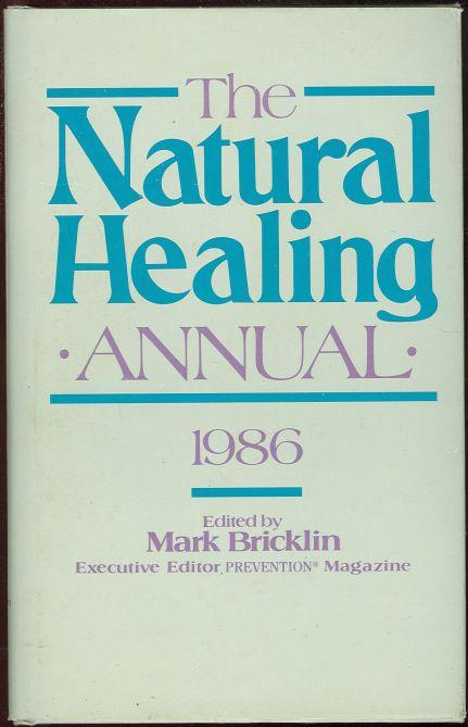 Image for NATURAL HEALING ANNUAL 1986