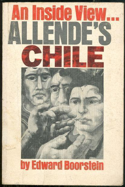 Image for ALLENDE'S CHILE An Inside View